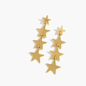 🌟 Madewell star drop earrings 🌟